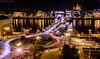 Night rush at Budapest (Faalma) Tags: longexposure bridge light red colour yellow night hungary dune budapest duna lánchíd chainbridge catchycolorsyellow catchycolorsred catchycolorspurple catchycolorsorange catchycolorswhite d7000 bestcapturesaoi infinitexposure