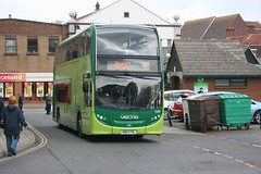 IMG77754 SV 1589 HW63FHL Newport 26 Mar 14 (Dave58282) Tags: buses southern vectis british isle wight hw63fhl