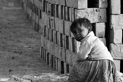 The Mind is its own place and in itself can make a Heaven of Hell, a Hell of Heaven...!!! (banajeet's photography) Tags: street india beautiful nikon alone orphan lonely lovely nikkor kolkata calcutta flickraward d5200 18105mmvr banajit