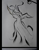 Pheonix (chat_bizzare) Tags: bird ink sketch graphic drawing pheonix fantezy