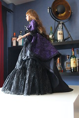 Queen Grace (Sparklin me) Tags: stella small sid grace sd bust bjd addiction iplehouse
