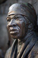Harriet Tubman (Philip Osborne Photography) Tags: portrait black heritage sc 50mm memorial capital columbia smc grounds harriettubman f17 pentaxa