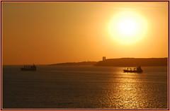 Strait of Dardanelli (petrk747) Tags: voyage cruise sunset sea sun travelling water sunrise turkey ships nicegroup diferrent betterthangood anakkalemartyrsmemorial saariysqualitypictures straitofdardanelli thinkdiferrent