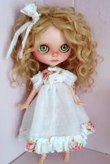 New Dress in Etsy....