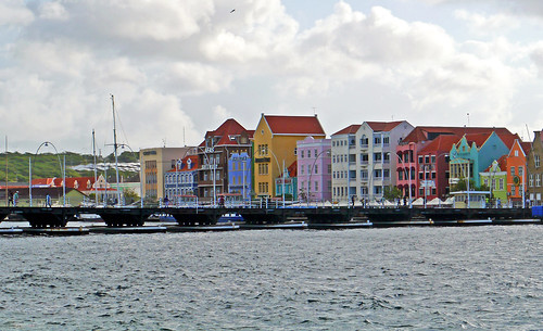Willemstad, Curaçao by victor408, on Flickr