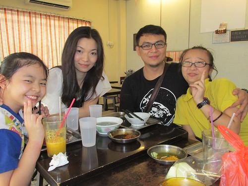 En famille, Couchsurfing, Malaisie