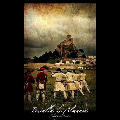 III Recreación Histórica Internacional Batalla de Almansa ©Juliogmilat Fotografía