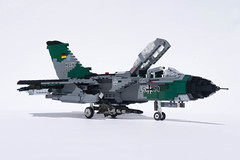 Panavia Tornado IDS Marineflieger - 2 (Kenneth-V) Tags: cold scale collage plane work germany airplane model marine war fighter lego aircraft aviation military air navy wing progress swing german planes airforce tornado ecr deutsch 136 ids moc in panavia attacker marineflieger