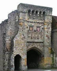 West Gate, Winchester, Hampshire, England (Amethinah) Tags: uk greatbritain england unitedkingdom hampshire portal winchester 2007 westgate citygate
