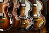 Hofner Violin Basses (cybertect) Tags: london bass bassguitar hofner wunjo wc2 denmarkstreet höfner violinbass londonwc2 canonfd85mmf12l sonya7