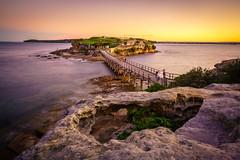 Sunset at Bare Island Sydney (Tacksoon) Tags: china wedding sunset chinese sydney bareisland