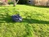 Nu är det sommar! (Patrick Strandberg) Tags: sweden iphone östergötland lawnmover gräsklippare vikingstad iphone6