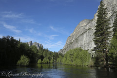 Mighty Merced (gossettphotography) Tags: california nature canon river nationalpark merced yosemite yosemitenationalpark mercedriver