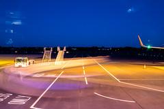 Just do it (Stray Toaster) Tags: ireland airport long exposure portglenone northern aldergrove