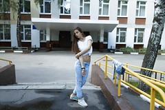 *** (FM^) Tags: school girls summer portrait people woman color film fashion 35mm canon sister 5d summertime academy fm sch 35mm14l 35mmf14l 35mm14 summertree canon35mm14l canon35mmf14 canon35mm14 vsco canon5dmark2 5dm2 5dmark2 fmphoto canon5dmark235mm14l canon5dmark235mm14
