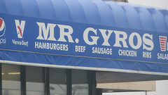 mr gyros (timp37) Tags: food illinois oak mr lawn january gyros mister cicero gyro 2015
