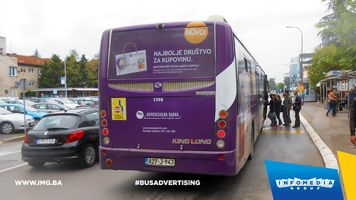 Info Media Group - Komercijalna banka, BUS Outdoor Advertising, Banja Luka 05-2016 (6)