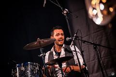 Ed Sullivan Quartet XXL-3.jpg (bart_salembier) Tags: musician music nikon 60s stage band d750 nikkor sixties kortrijk schouwburgplein perfomance coverband sinksenfeesten sinksen theedsullivanquartet theedsullivanquartetxxl