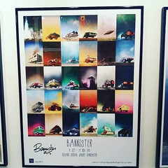 Just a few of the amazing Bannister images on one signed poster - see the rest online or in the gallery #richardgoodallgallery #banncars (richard goodall gallery) Tags: poster one see amazing gallery or images just few online rest bannister signed richardgoodallgallery banncars