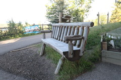 HBM Happy Bench Monday (davebloggs007) Tags: ranch canada bench happy alberta monday glenbow hbm