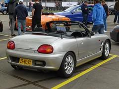 1992 Suzuki Cappuccino (harry_nl) Tags: netherlands amsterdam nederland suzuki cappuccino xxl 2016 carscoffee autovisie sidecode6 22nlhs