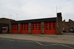 Great Yarmouth Fire Station (markkirk85) Tags: great yarmouth