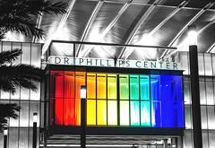 Orlando Vigil (Khris Robinson) Tags: orlando rainbow mourning outdoor dr phillips pride center lgbt pulse vigil