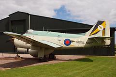 2016_05_0356 (petermit2) Tags: museum fairey newark nottinghamshire airmuseum gannet newarkairmuseum faireygannet