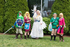 Anime North 2016 Legend of Zelda Sunday (25 of 29) (Xander Ashburn) Tags: ca toronto ontario canada cosplay loz legendofzelda animenorth2016
