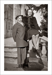Fashion 0266-36 (Steve Given) Tags: friends fashion familyhistory teenagers teens socialhistory