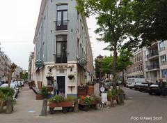 Caf De Punt 29-5-16 (kees.stoof) Tags: amsterdam oudzuid depijp pijp gerarddoustraat amsterdamoudzuid tweedejacobvancampenstraat cafdepunt