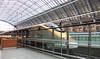RD13367.  An Evening View of an Alstom Class 373 Eurostar at London St. Pancras International. (Ron Fisher) Tags: station train eurostar transport olympus vehicle emu e300 publictransport stpancras trainshed passengertrain class373 stpancrasinternational olympusvh520