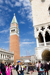 2206 (Bethie Inthesky) Tags: venice italy architecture basilica gothic palace doge