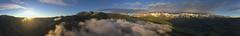 What a wonderful  world (Dynamo's World) Tags: light sunset vacation photography licht flickr south north aerial phantom sunn drone flug dji sunnlight