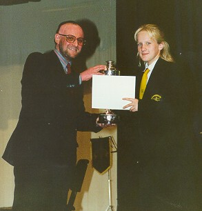 1991 scaba Contest Prize