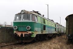 PKP, ET22-397 (Chris GBNL) Tags: train pozna pkp pociag polskiekolejepastwowe et22 pkpcargo et22397