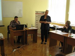 """EMEE workshop for museum professionals on """"bridging the gap"""" at Bulgarian National Polytechnic Museum • <a style=""""font-size:0.8em;"""" href=""""http://www.flickr.com/photos/109442170@N03/27403269814/"""" target=""""_blank"""">View on Flickr</a>"""