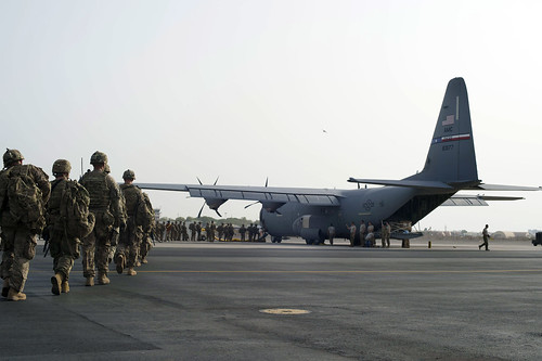 CJTF-HOA validates East African Response Force mission