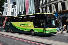 YJ58 FJP (markkirk85) Tags: london bus buses van hool t917 acron arriva the shires new shire 112008 4374 yj58 fjp yj58fjp
