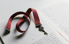 Key Bookmark (~gciolini) Tags: brasil vintage de book nikon handmade livro bookmark marcador vscofilm inventamor