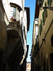 Oltrarno (SixthIllusion) Tags: street city travel italy architecture florence firenze oltrarno