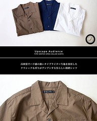 June 12, 2016 at 05:00PM (audience_jp) Tags: fashion japan shirt audience style  osaka madeinjapan webshop  ootd       marcarrows