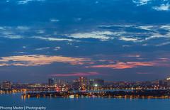 IMG_7031 (phuong0304p) Tags: city longexposure blue sunset cloud sun lake set skyline night sunrise long exposure cityscape cloudy cityscapes westlake hour bluehour rise hanoi cityskyline nightcity