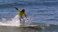 WSL Longboard Pro Syrf Competition June 2016 - Gaia, Portugal (sweetpeapolly2012) Tags: sea beach portugal water sand surf waves surfer surfing surfboard longboard surfers gaia longboarders longboarder prosurf