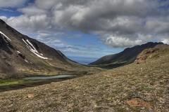 Looking Down McHugh Creek Valley (tpeters2600) Tags: alaska canon landscape scenery hdr chugachstatepark photomatix eos7d tamronaf18270mmf3563diiivcldasphericalif