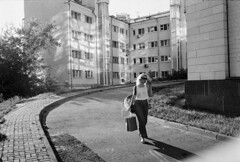 Moscow. 06.2016 (Woodent) Tags: bw film moscow streetphotography diafine fujineopan400 nikons32000 wnikkor3518