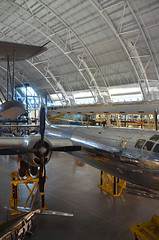 "Steven F. Udvar-Hazy Center: south hangar panorama, which includes Vought OS2U-three Kingfisher seaplane, B-29 Superfortress ""Enola Gay"", amongst other people (Precision Machining China Manufacturer) Tags: amongst center enola hangar includes kingfisher os2uthree panorama people seaplane south steven superfortress udvarhazy vought somerville massachusetts unitedstates"