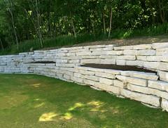 Fond du Lac Outcroppings (Buechel Stone) Tags: stone stonewalls naturalstone stonemasonry outdoorliving buildingstone stoneveneer stoneexterior thinveneer buechelstone fullveneer