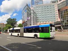 Solaris Urbino 18 III, #773, SPPK Police (transport131) Tags: bus autobus zditm szczecin solaris urbino sppk police