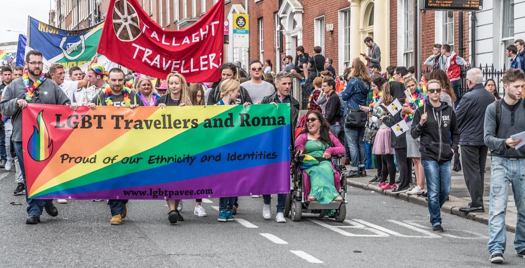 PRIDE PARADE AND FESTIVAL [DUBLIN 2016]-118072